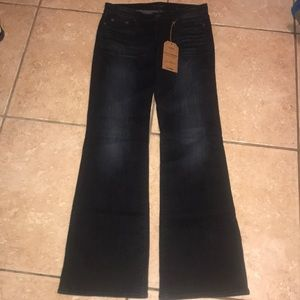 Lucky Brand Lil Maggie Jeans Size 27 Long